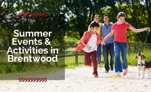 Summer Events & Activities in Brentwood