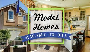Model Homes Available - Discovery Homes