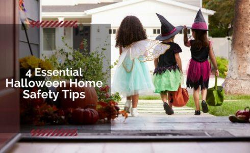 Safe Halloween Tips