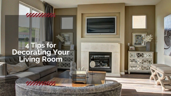 Tips for Decorating Your Living Room - Discovery Homes Blog