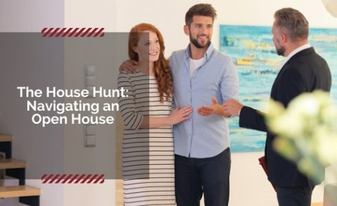 Navigating an open house