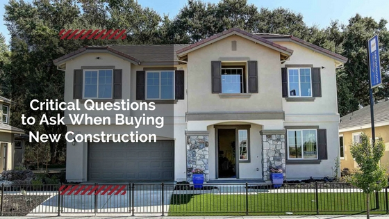 Critical questions to ask when buying new construction for Questions to ask when building a home