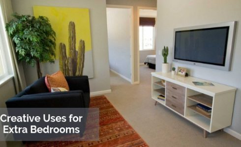 Creative Uses for Extra Bedrooms