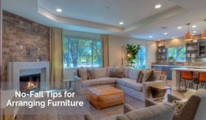 No Fail Tips for Arranging Furniture