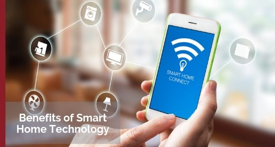 Smart Home Technology Benefits