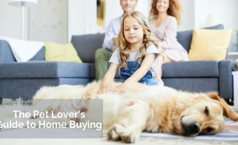 Pet Lover Guide to Home Buying